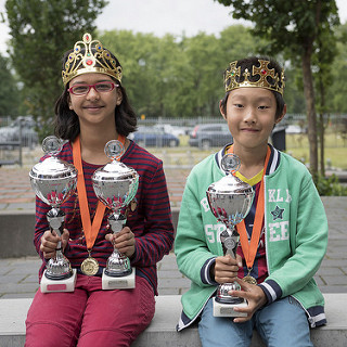 Pupillenkampioenen 2016