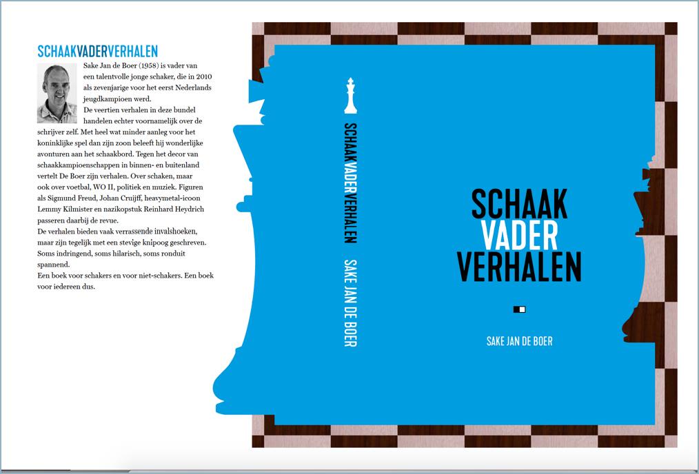 Boekomslag Schaakvaderverhalen